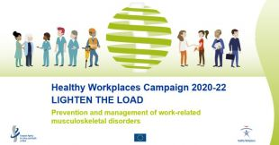 EU-OSHA launched the Healthy Workplaces Campaign 2020-2022