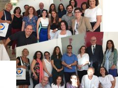 "A group of multi-disciplinary healthcare professionals and a group of patient representatives have met in June and July to identify relevant topics for SIP in Portugal. Both groups will now collaborate to work on their common priorities ""Pain and Work"" and ""Awareness on Pain""."