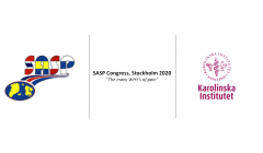 "2020 SASP Congress POSTPONED The annual congress of the Scandinavian Association for the Study of Pain (SASP) will be held in Stockholm April 14th – 16th, 2021. We warmly welcome exhibitors with products relevant to pain treatment and research to participate in the meeting. The title of the conference is ""The many ""whys"" of pain?"". The conference aims to identify knowledge gaps and new research directions and to promote discussion and collaboration across national and professional boundaries. The program includes speakers from six countries and covers both clinical and preclinical aspects of pain research and treatment. We expect to have around 120 delegates, mostly from the Scandinavian countries. The meeting will take place in Biomedicum at the Karolinska Institutet in Stockholm (Solna). The area for poster presentations, exhibitions and coffee and lunch service is located in connection to the auditorium to which only registered meeting participants have access. Additionally, a PhD student course will precede the meeting. The major themes of the meeting will be visceral pain, widespread pain, pain and sleep, and glia cells and pain. For further information and congress programme, please visit the official website of the event."