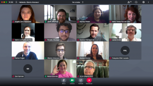 The SIP National Platform meeting took place virtually on 26th November 2020