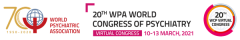 World Psychiatric Association (WPA) decided to transform the 20th WPA World Congress of Psychiatry, 'Psychiatry in a troubled world' to a virtual congress to be held from 10-13 March 2021. Find out more here.