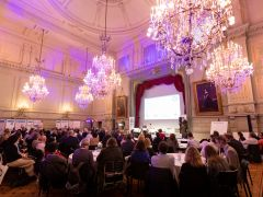More than 210 participants from 24 countries joined the SIP 2019 Symposium on November 7 in Brussels. Watch the Video and impressions from this Event!
