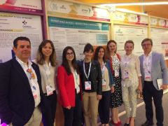 At the Spanish Congress of Rheumatology last week, SIP presented at the poster sessions how to improve chronic pain in Spain. SIP also distributed the Societal Impact of Pain infographic translated in Spanish.