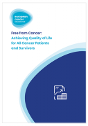 "Coinciding with the 2020 European Cancer Summit, the European Cancer Organisation's Survivorship and Quality of Life Network presented their ""Free from Cancer: Achieving Quality of Life for All Cancer Patients and Survivors"" paper."