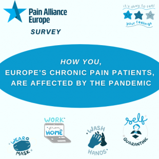 PAE Survey on how Europe's chronic pain patients are affected by the pandemic