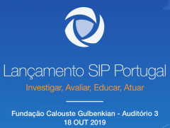 "An exciting Event has taken place on October 18th in Portugal with about 80 representatives from healthcare and patient organisations. The SIP Portugal Event was held at the Calouste Gulbenkian Foundation  in Lisbon with the title ""Investigate, Evaluate, Educate, Act"". The Panel session has been moderated by the journalist Isabel Stilwell."