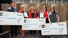 The first edition of the BMP Grant which had the theme of Overcoming Problems In Access To Treatments awarded three different projects.