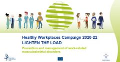 The Societal Impact of Pain is happy to announce a new partnership with the European Agency for Safety and Health at Work (EU-OSHA).